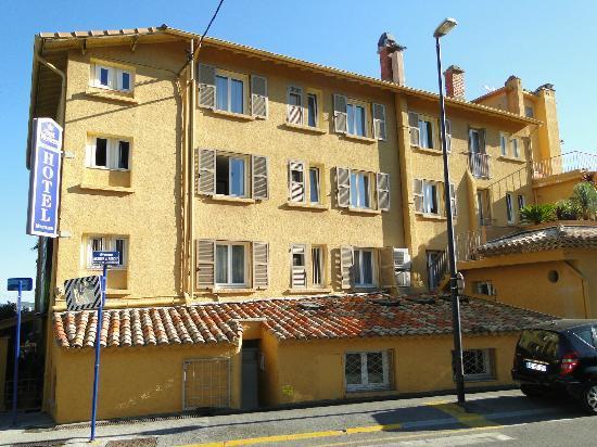 Best Western Plus Montfleuri Hôtel à Sainte Maxime