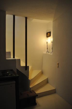 Esperas: stairway