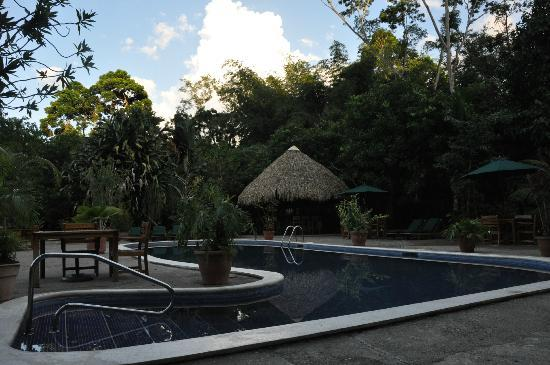 The Lodge and Spa at Pico Bonito: The Pool