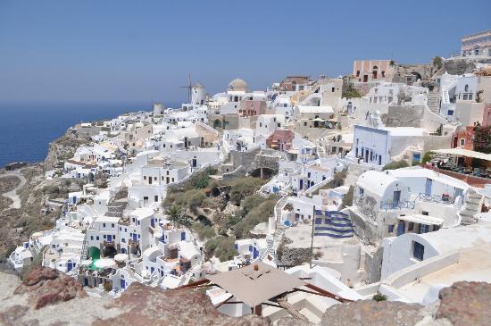 Esperas Santorini: oia
