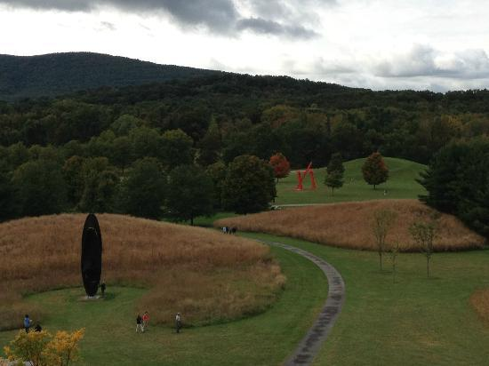 Storm King Art Center: meadow