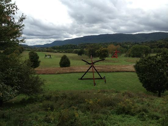 Storm King Art Center: large sculpture