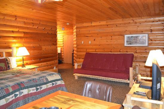 The Lodge at Lolo Hot Springs: King Room