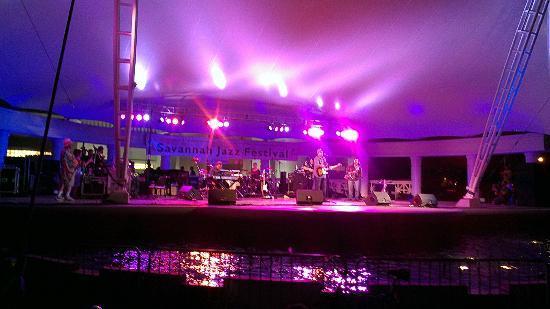 Staybridge Suites Savannah Historic District: Jazz Festival