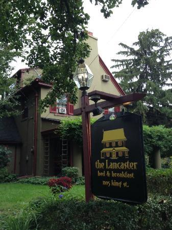 The Lancaster Bed and Breakfast: Lancaster B&B