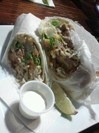 La Cambija: Burritos de Marlin