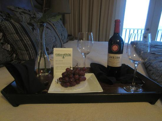 Henderson Park Inn: Southern Hospitality