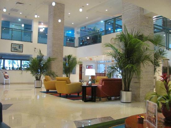 Best Western Plus Atlantic Beach Resort Lobby
