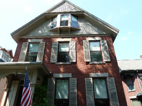 National Susan B. Anthony Museum & House: Susan B. Anthony House