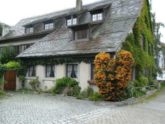 Germany: частный дом на берегу озера Бодензия