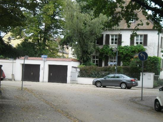 Germany: на улочка города Шпайя