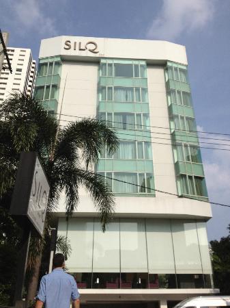 SilQ Bangkok: Exterior