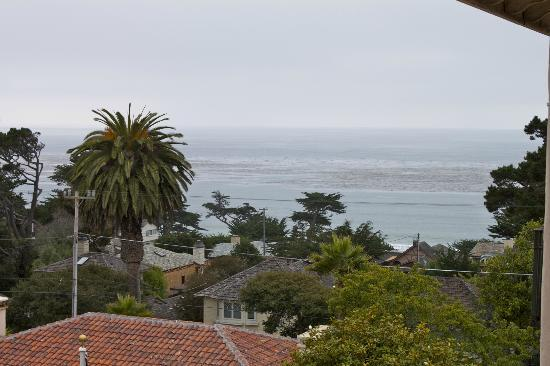 La Playa Carmel: Ocean view from room