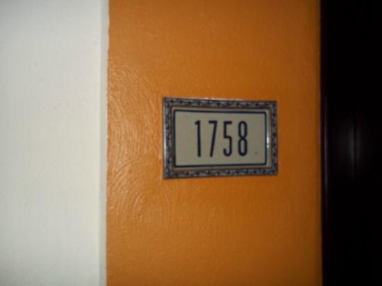 Hyatt Ziva Puerto Vallarta: Room 1758 in the preferred tower