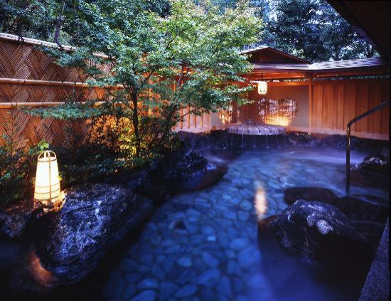 "Seizanyamato : Open-air bath""Hoshinoyu"""