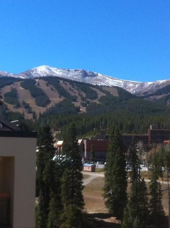 Marriott's Mountain Valley Lodge at Breckenridge: View from our 7th floor room