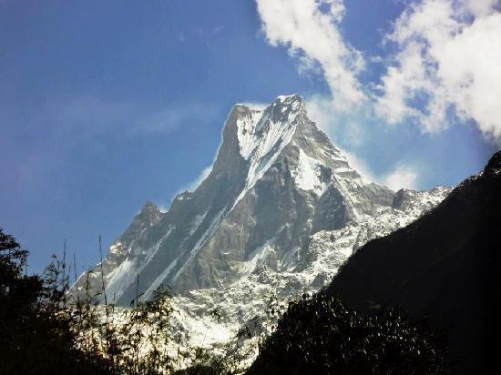 Mountain World Treks - Day Tours: Mt Fish Tail