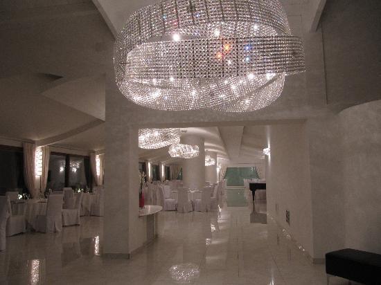 Palazzo Rosenthal: Salon de fiestas