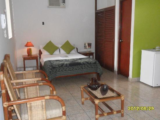 Nativa Apartments: Studio Suite room