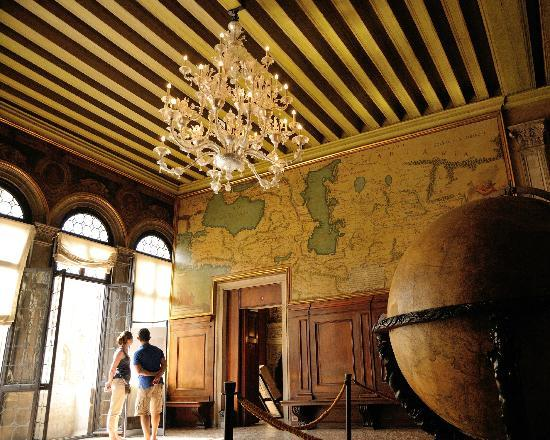 Map Room - Picture of Doge\'s Palace, Venice - TripAdvisor