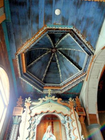 Iglesia de Santa María de Loreto: Cúpula