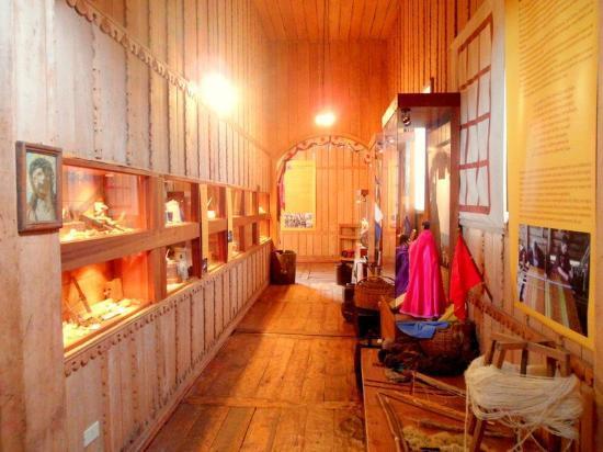 Iglesia Santa Maria de Loreto : Museo Interior