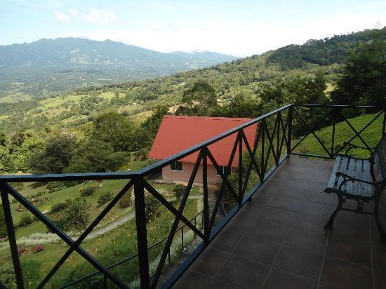 Cabanas El Parador: Balcón de la Suit