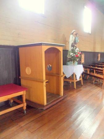 Nuestra Senora de los Dolores Church: Confesionario