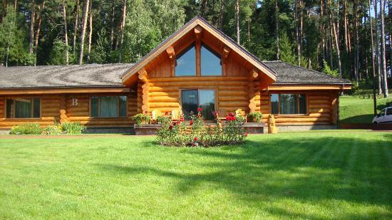 IDW Esperanza Resort: Canadian Log House