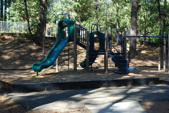 Gold Country Campground and Resort: Kids playground