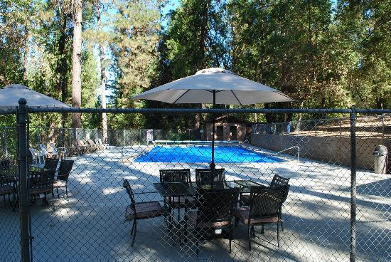 Gold Country Campground and Resort: The pool