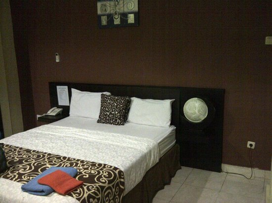 Bagus Hayden Hotel: Standard room
