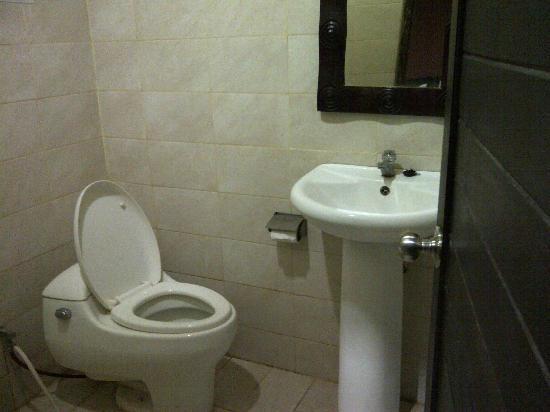 Bagus Hayden Hotel: Bathroom side 1