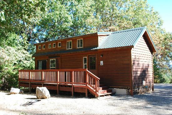 Gold Country Campground and Resort: Cottage #2
