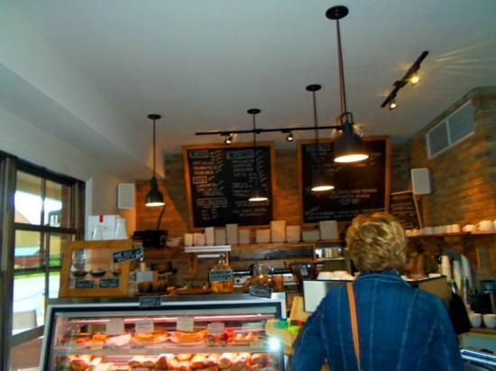 Alice's Village Cafe : The Menu