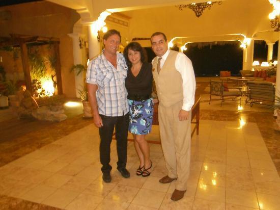 Paradisus Rio de Oro Resort & Spa: Hector and us