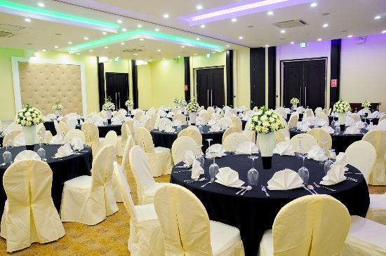 Widus Hotel and Casino: Widus Convention Center Macau Ballroom