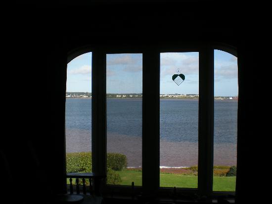 Anchor Inn by the Sea : Rustico Harbor from bedroom window