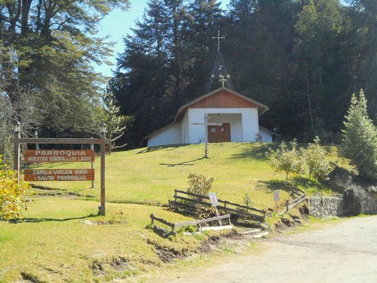 Villa La Angostura, Argentinië: Iglesia Virgen Niña