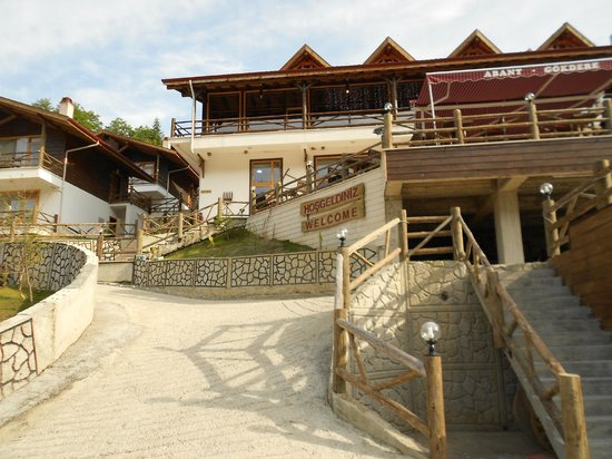 Abant Gokdere Kartal Yuvasi Hotel Prices Reviews Orencik