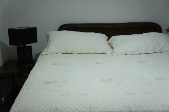 La Hostal Colonia: Bed