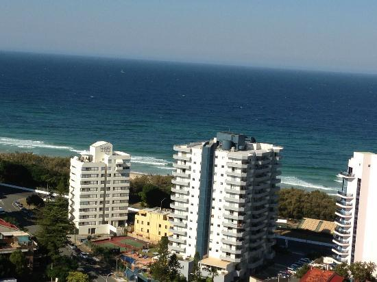 Surfers Paradise Marriott Resort & Spa: Ocean View Room