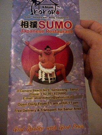 Abian Kokoro: the brochure