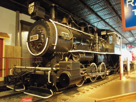 Western Development Museum : CPR Locomotive