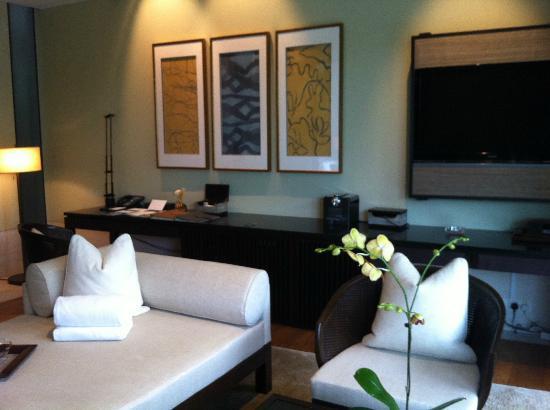 Capella Singapore: excellent design
