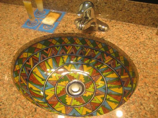HYATT house San Diego/Carlsbad: Pretty bathroom sink