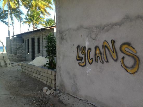 Stingray Beach Inn : Maafushi island