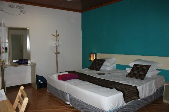 Stingray Beach Inn : Our room at Stingray