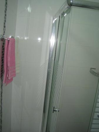 Rich Luxury Suites : Very clean bathroom and shower