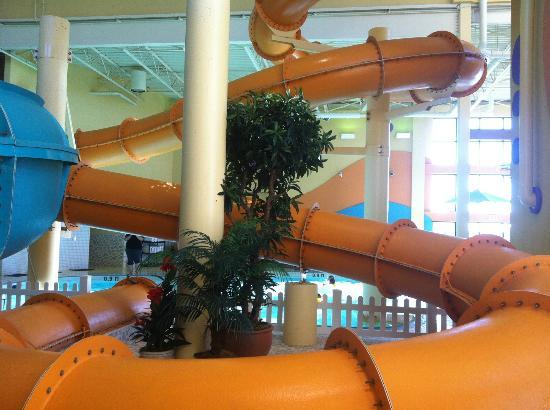 Best Western Plus Port O'Call Hotel: Water park